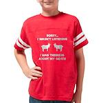 Peace, Love, Weimaraners Organic Kids T-Shirt (dar