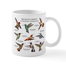 Hummingbirds of North America Small Mug