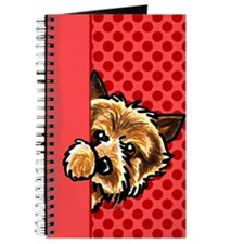Love Norwich Terriers Journal