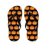 Halloween Flip Flops