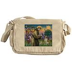 St. Fran. / Brittany Messenger Bag
