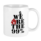 We Are The 99% -- Occupy Wall Street Mug