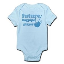 Future Bagpipe Player Infant Bodysuit