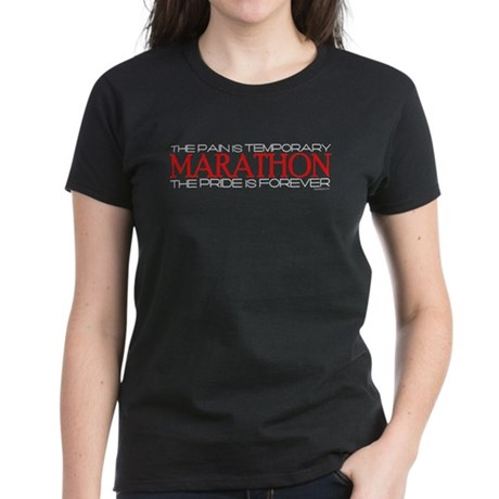 Marathon - Pride is Forever Women's Dark T-Shirt