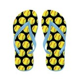 Softball Flip Flops