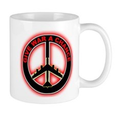 Give War A Chance Mug