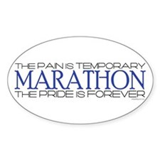Marathon - Pride is Forever Decal