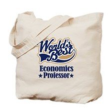 Economics Professor Gift Tote Bag