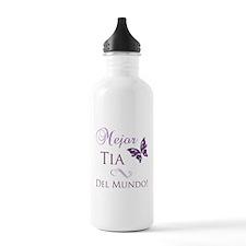 Best Aunt Water Bottle