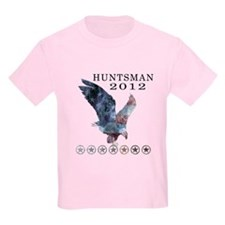 Jon Huntsman 2012 T-Shirt