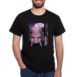 Trisuron Black T-Shirt