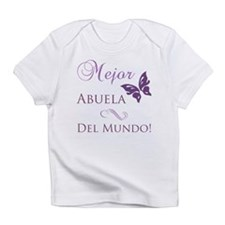 World's Best Grandma Infant T-Shirt