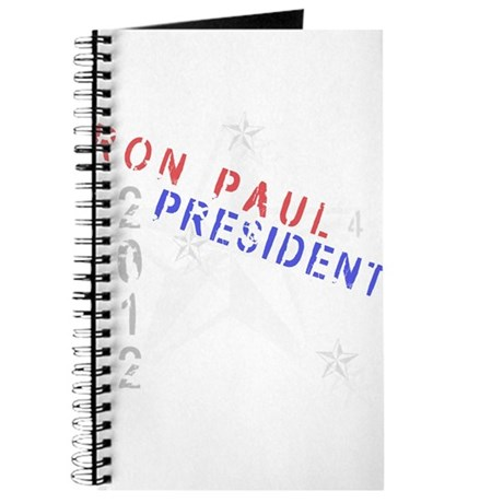 Ron Paul 4 President Journal