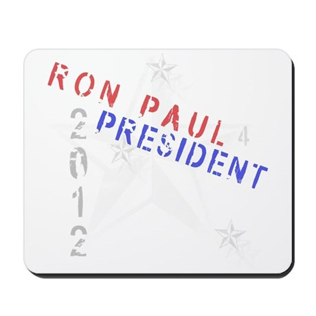 Ron Paul 4 President Mousepad