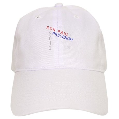 Ron Paul 4 President Cap