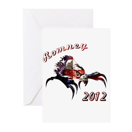 Romney 2012 Greeting Cards (Pk of 20)