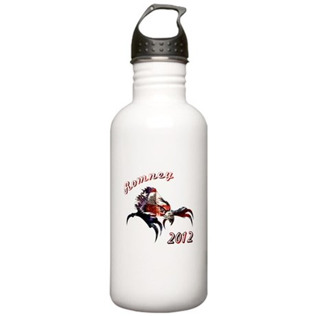 Romney 2012 Stainless Water Bottle 1.0L