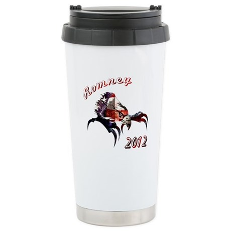 Romney 2012 Ceramic Travel Mug