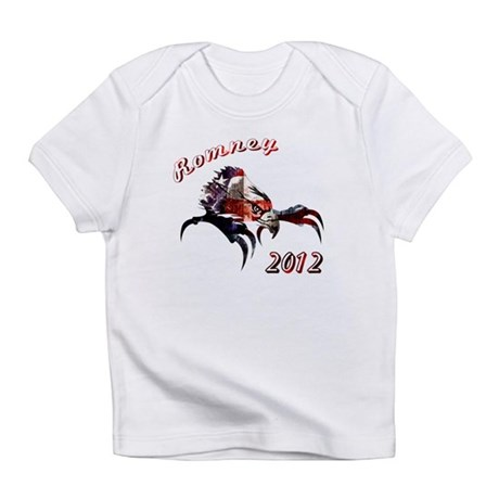 Romney 2012 Infant T-Shirt
