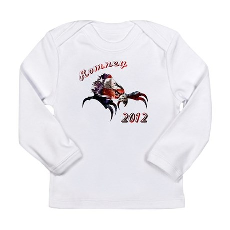 Romney 2012 Long Sleeve Infant T-Shirt