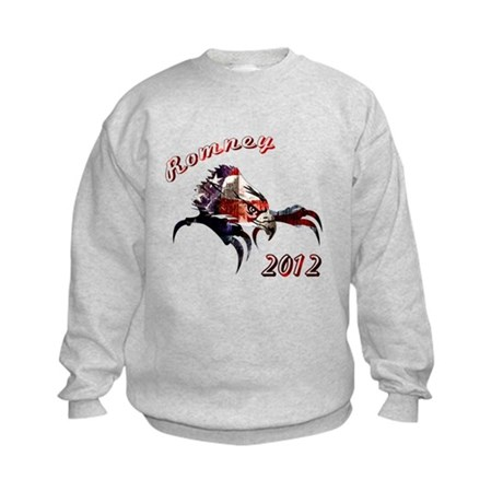 Romney 2012 Kids Sweatshirt