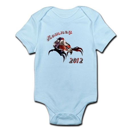 Romney 2012 Infant Bodysuit