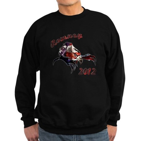 Romney 2012 Sweatshirt (dark)