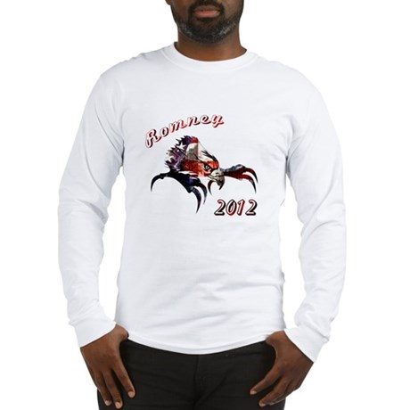 Romney 2012 Long Sleeve T-Shirt