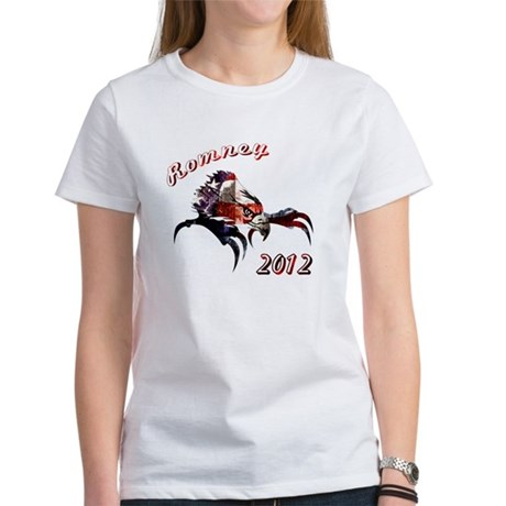 Romney 2012 Women's T-Shirt