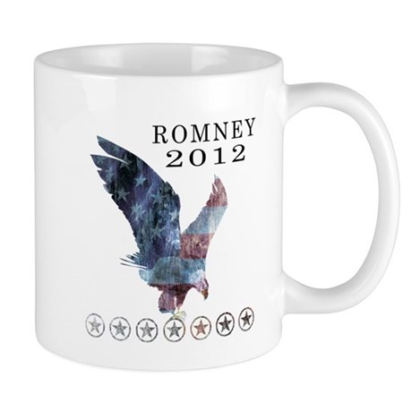 Mitt Romney 2012 Mug
