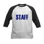 Staff Kids Baseball Jersey