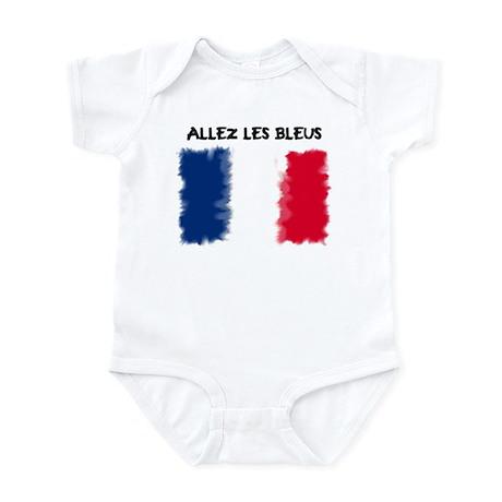France World Cup 2010 Infant Bodysuit