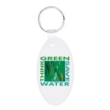 Water Conservation Keychains