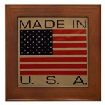 UNFADED GLORY™ Framed Tile