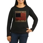 UNFADED GLORY™ Women's Long Sleeve Dark T-Shirt