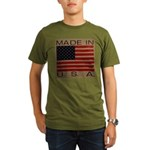 UNFADED GLORY™ Organic Men's T-Shirt (dark)