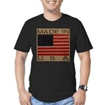 UNFADED GLORY™ Men's Fitted T-Shirt (dark)