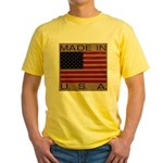 UNFADED GLORY™ Yellow T-Shirt