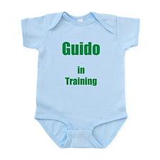 Guido In Training Infant Bodysuit