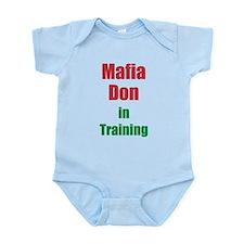 Mafia Don in Training Infant Bodysuit