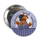 "Somebunny 2.25"" Button (10 pack)"