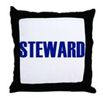 Steward Throw Pillow