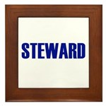 Steward Framed Tile
