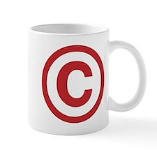 I Am Copyright Mug