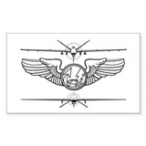 Cute Unmanned aerial vehicle Decal
