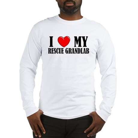 Rescue Grandlab Long Sleeve T-Shirt