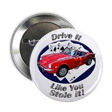 Triumph Spitfire 2.25 Inch Button (100 pack)