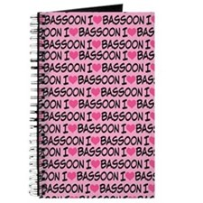 Bassoon Lover Music Journal