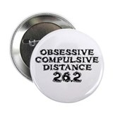 "Obsessive Compulsive Distance 2.25"" Button"