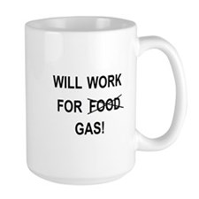 Cool Price of oil Mug